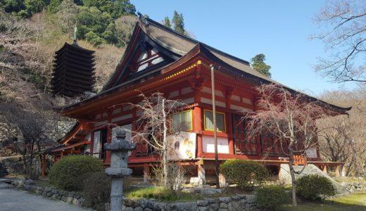 【談山神社】絶景紅葉と夏のライトアップが幻想的!