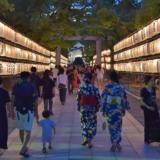 【湊川神社】夏祭り日程と内容